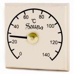 Sauna Thermo- und Hygrometer SOLO SAWO THERMOMETER 105-TB