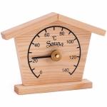 Sauna Thermo- und Hygrometer SOLO SAWO FERIENHAUS THERMOMETER 135-TB
