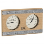 Sauna Thermo- und Hygrometer DUO SAWO THERMO-HYGROMETER 282-THR