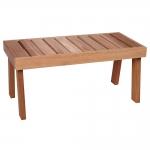 Sauna stool SAWO BENCH 521-D, CEDAR