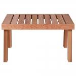 Sauna stool SAWO BENCH 522-D, CEDAR