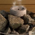 Equipement supplémentaire Distributeur de sauna aromatique Distributeur de sauna aromatique SAWO HUMIDIFICATEUR CYLINDRIQUE HP01-070