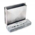 Equipement supplémentaire Distributeur de sauna aromatique Distributeur de sauna aromatique SAWO HUMIDIFICATEUR RECTANGULAIRE HP01-071