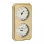 Sauna Thermo- und Hygrometer DUO OUTLET SCHWARZER FREITAG SAWO THERMO-HYGROMETER 221-THV