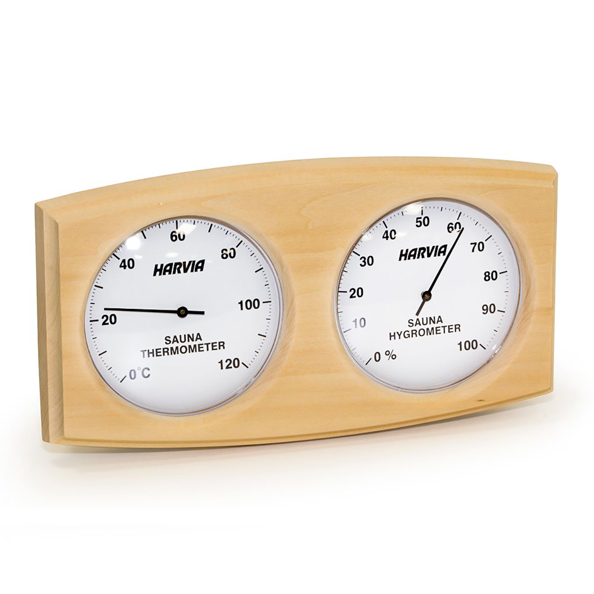 harvia thermo hygrometer sas92300 alder harvia thermo hygrometer pine. Black Bedroom Furniture Sets. Home Design Ideas