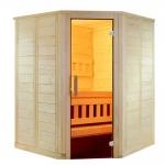 SENTIOTEC Сabines de sauna CABINE DE SAUNA WELLFUN MINI SENTIOTEC WELLFUN