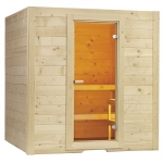 SENTIOTEC Сabines de sauna CABINE DE SAUNA BASIC MEDIUM SENTIOTEC BASIC