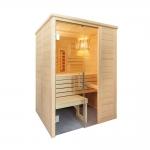 SENTIOTEC Сabines de sauna CABINE DE SAUNA ALASKA MINI INFRA+ SENTIOTEC ALASKA MINI INFRA+