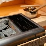 SENTIOTEC Saunaöfen ELEKTRISCHER SAUNAOFEN SENTIOTEC CONCEPT R COMBI SENTIOTEC CONCEPT R COMBI