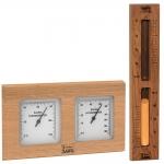 Climate Measuring Kits SAUNA SET «CLIMATE AND TIME» OPTIMAL 2