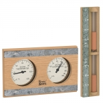 Climate Measuring Kits SAUNA SET «CLIMATE AND TIME» OPTIMAL 3