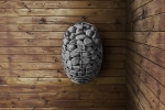 Sauna stones Sauna stones Sauna stones SAUNA STONES ROUNDED 5 - 10 cm