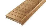 Modulare Elemente für Saunabank FERTIGE MODULE, THERMO ESPE, 140x400x1600-2400mm