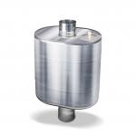Sauna Warmwasserbehälter WARMWASSERBEHÄLTER FÜR HOLZBEHEIZTE SAUNAÖFEN, 43L, TF