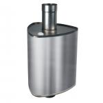 Sauna Warmwasserbehälter WARMWASSERBEHÄLTER FÜR HOLZBEHEIZTE SAUNAÖFEN, 50L, TF