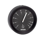 Sauna thermo and hygrometers SOLO TYLÖHELO HYGROMETER «BRILLIANT» SILVER GREY