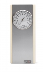 Sauna thermo and hygrometers SOLO TYLÖHELO THERMOMETER PREMIUM BLOND