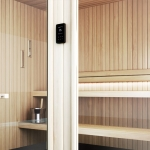 Türen für die Sauna TYLÖ Saunatüren TYLÖ DGL SAUNATÜR