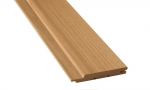 Sauna wall & ceiling materials OUTLET THERMO ASPEN LINING STP 15x90mm 1200-2400mm
