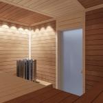 Sauna Profilholz THERMO-ESPE PROFILHOLZ STP 15x90mm 1200-2400mm
