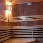 Sauna wall & ceiling materials THERMO ASPEN LINING STP 15x90mm 1200-2400mm