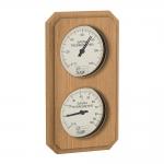 Sauna Thermo- und Hygrometer DUO SAWO THERMO-HYGROMETER 221-THV