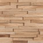 Holzplatten DEKORATIVE WANDVERKLEINDUNG AUS HOLZPLATTEN TRAIL 23 EICHE