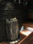 Holzplatten DEKORATIVE WANDVERKLEINDUNG AUS HOLZPLATTEN IMPRESSA VERKOHLTEN EICHEN
