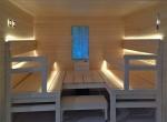 Sauna LED Beleuchtung LED-BELEUCHTUNG TYLÖHELO, 12V/12W
