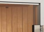 TYLÖ Saunatüren Türen für die Sauna TYLÖ ALU SAUNATÜR