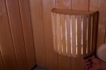 Sauna lamp shades SAUNA LARGE OVAL LAMP SHADE LV