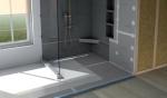 Pour hammam Pour hammam WEDI PANNEAU DE CONSTRUCTION, 20-30x600-2400mm