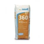 für Dampfsauna für Dampfsauna ELASTISCHER KLEBER WEDI 360 - 25KG